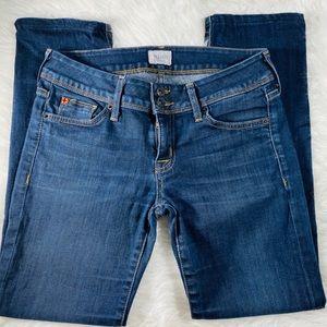 Hudson Ginny Straight Jeans